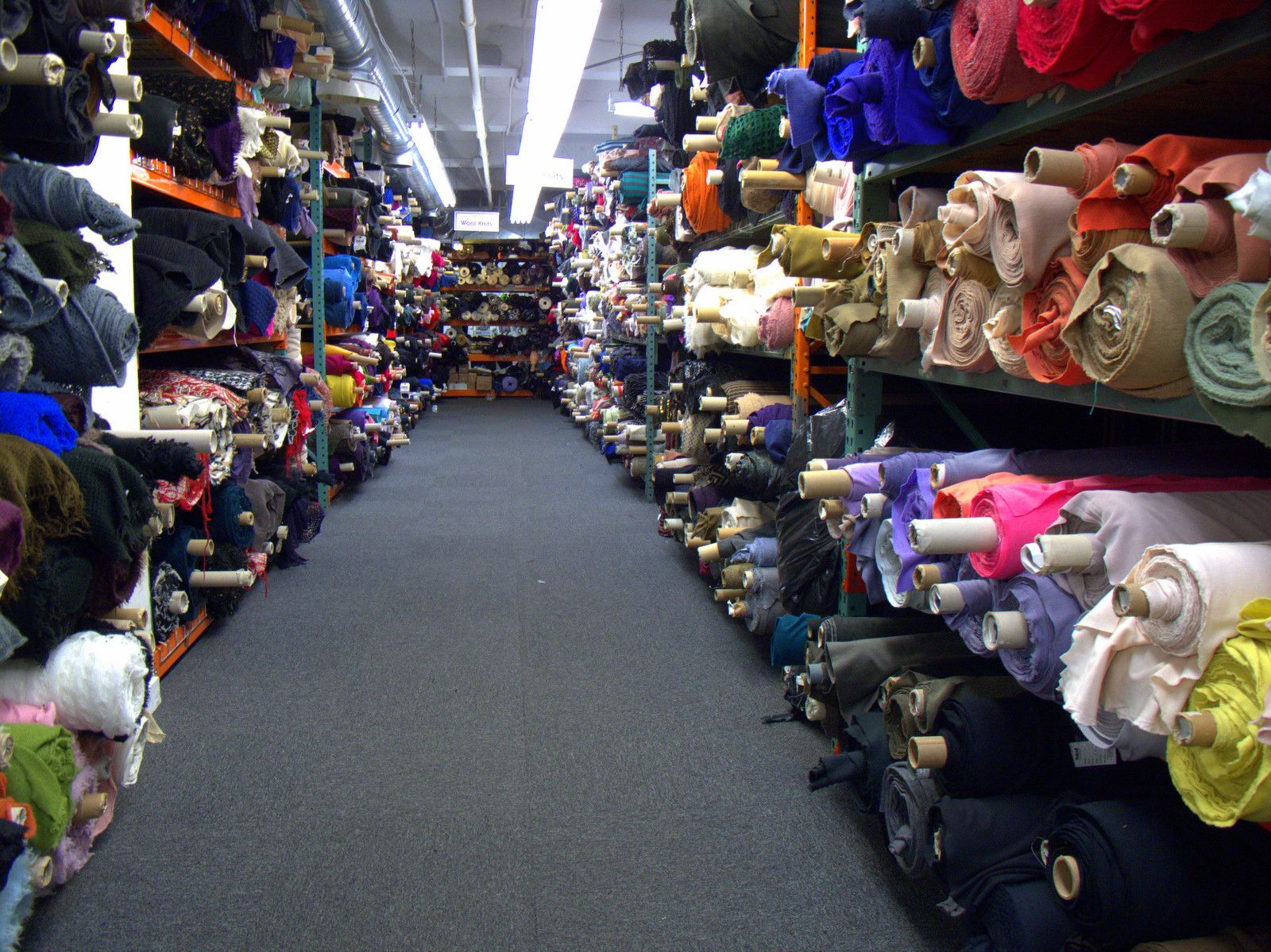 Nyc Fashion District Thank You Mood Designer Fabric Store