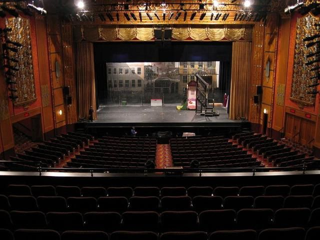 Warner interior founded torrington ct pinterest places also theater seating chart rh theenechronicles