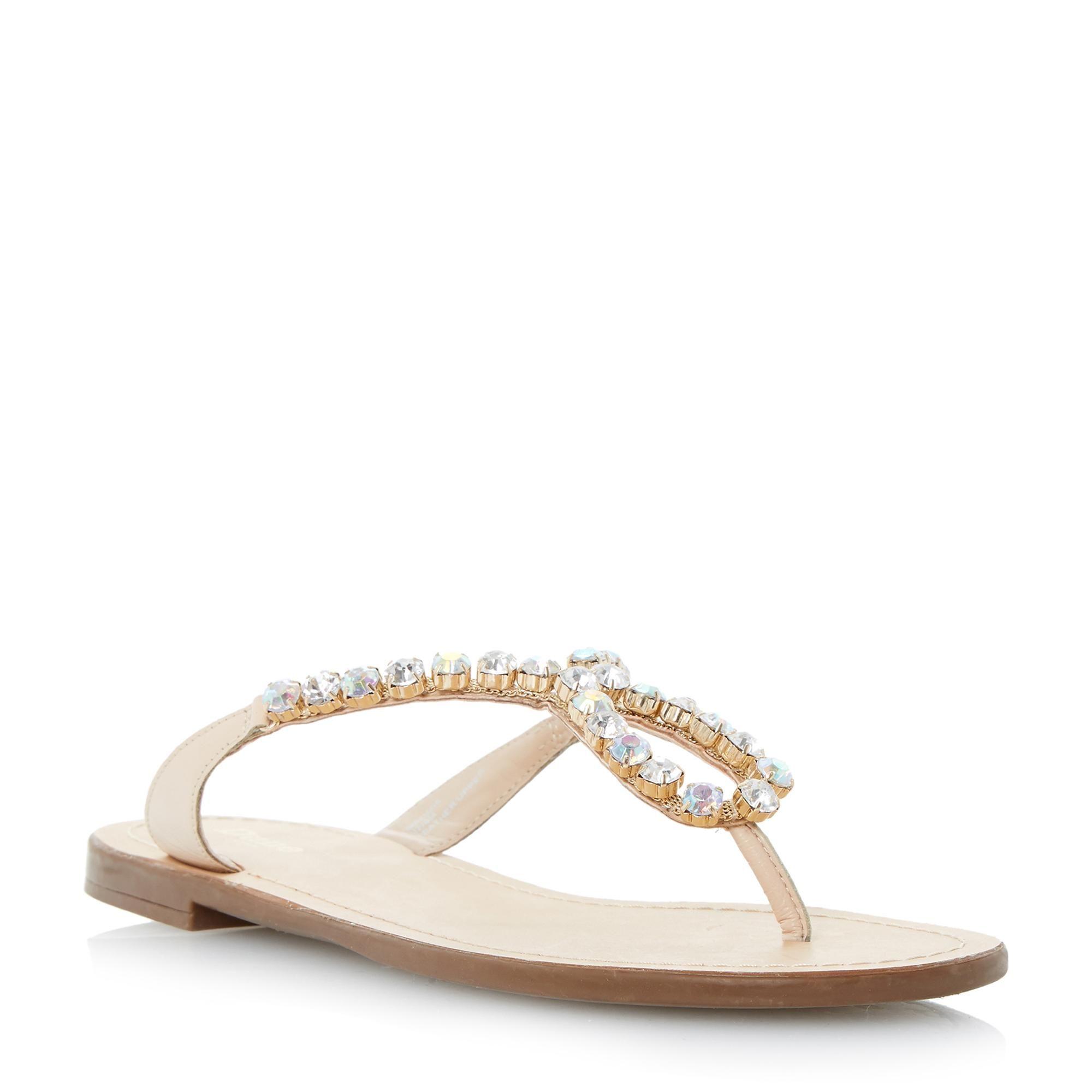 FOOTWEAR - Toe post sandals Dune London kM78J