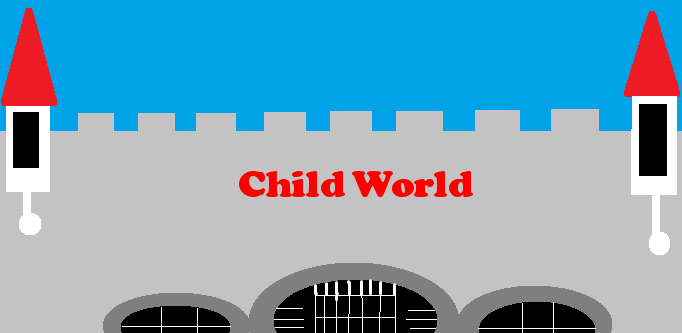 My fan art of the Child World toy store by PikachuxAsh