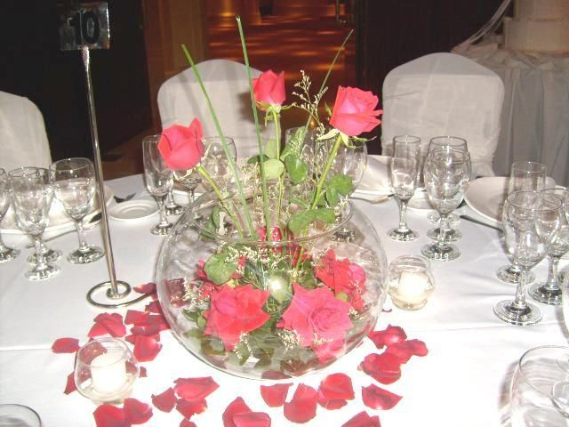 Decoraciones para centro de mesas centros de mesa for Decoraciones para fiestas
