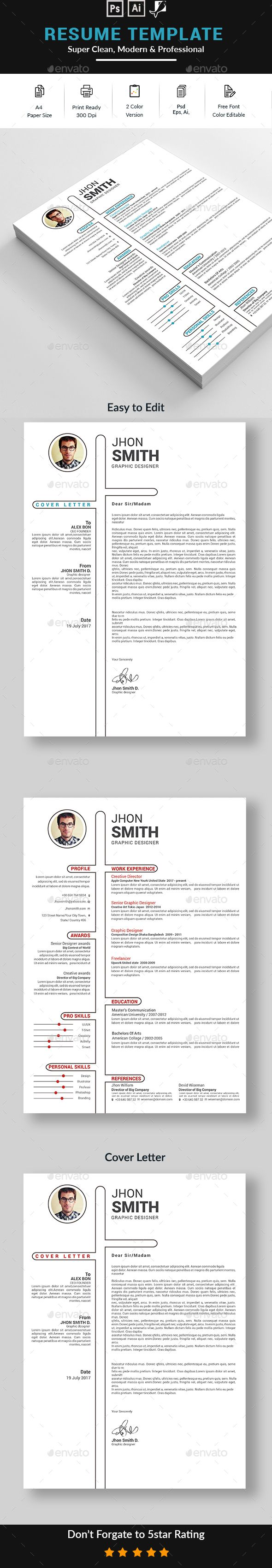 Resume Resume & Cover Letter This is a Resume & Cover
