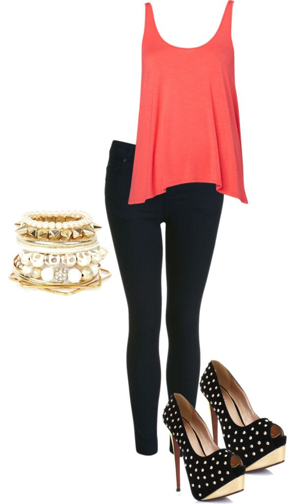 """Untitled #130"" by jennafufu on Polyvore"