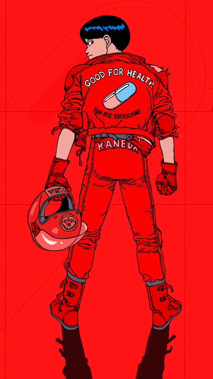 Anime Akira 720x1280 Mobile Wallpaper In 2020 Akira Anime Akira Akira Kaneda