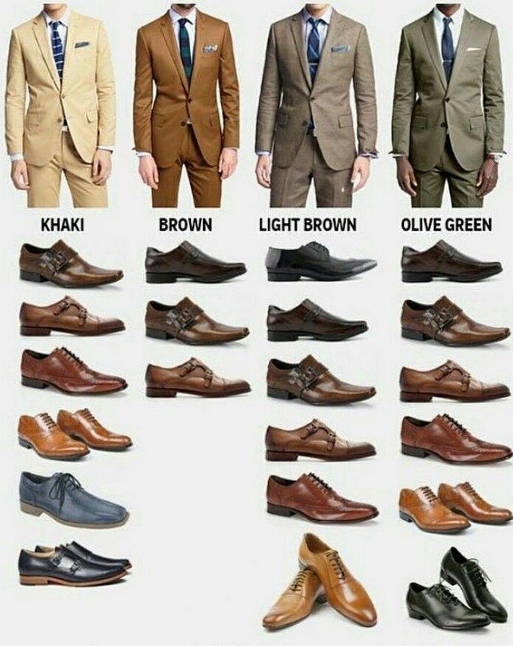 94f09014df0 Trajes beige verde marrón gris zapatos | Que se pone Javier? en 2019 ...