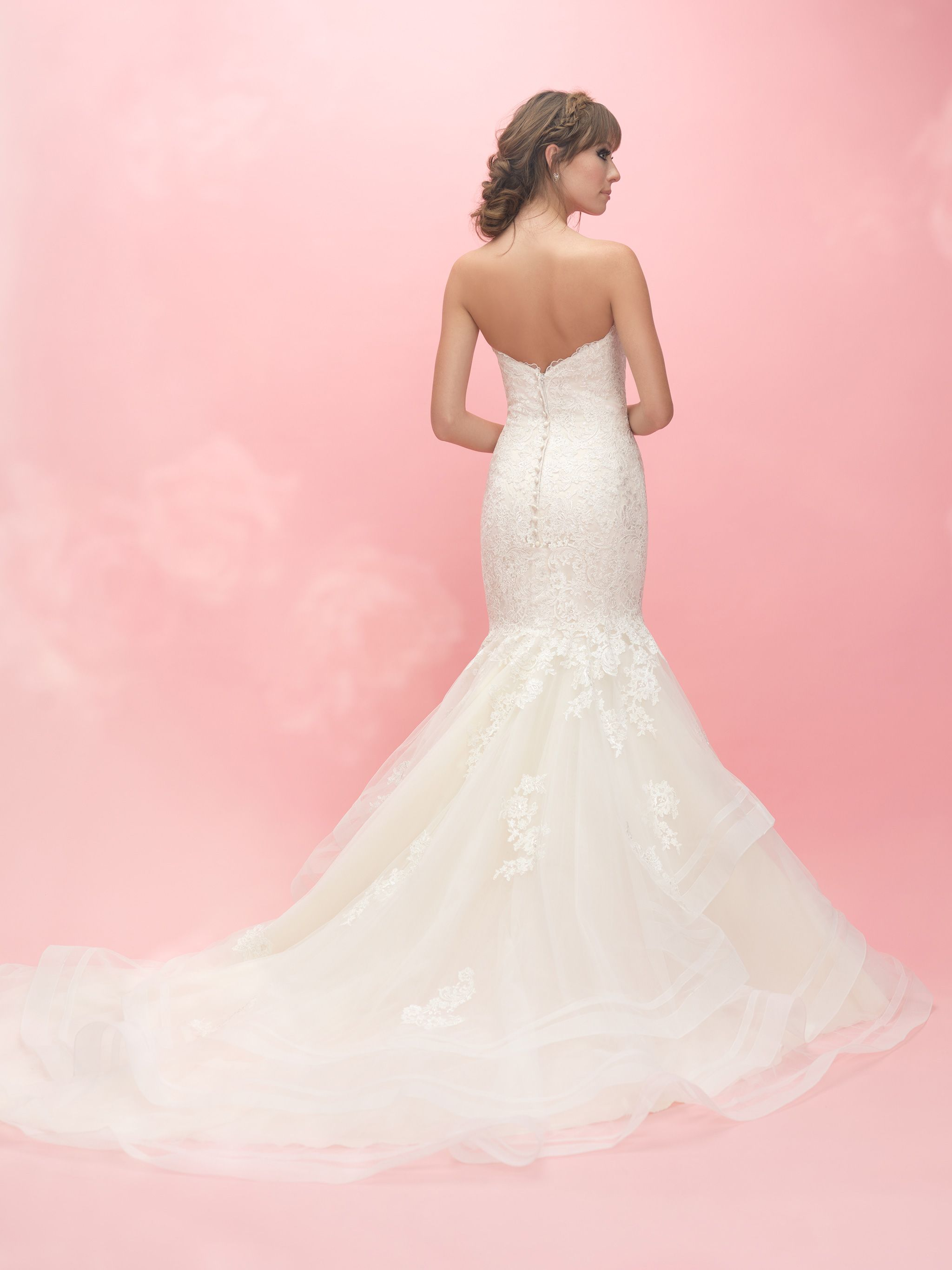 imagen principal | my dress | Pinterest | Wedding dress, Tulle ...