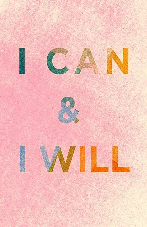 Insperational Wallpapers U Can Do It And Will
