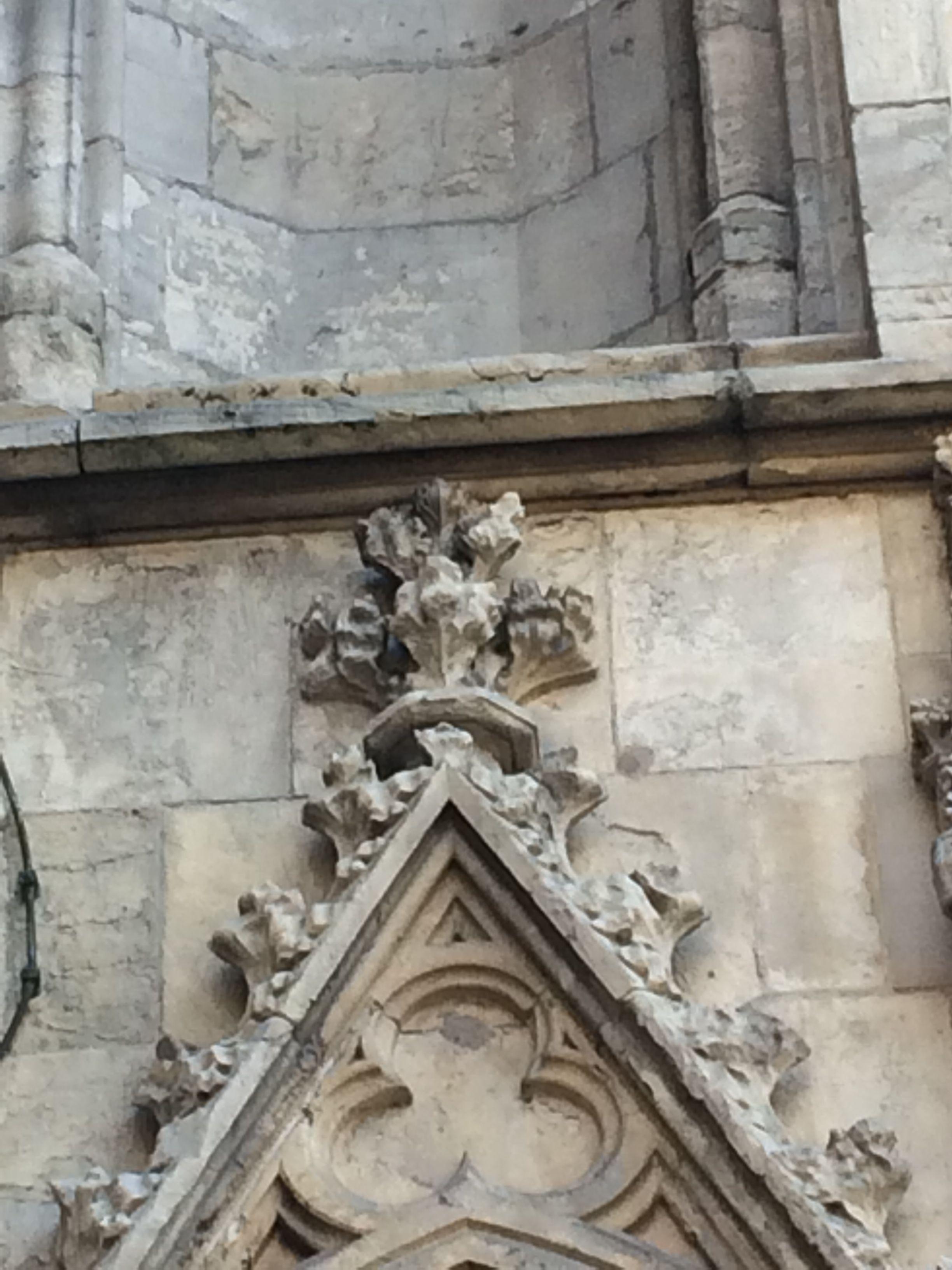 york minster architecture detail