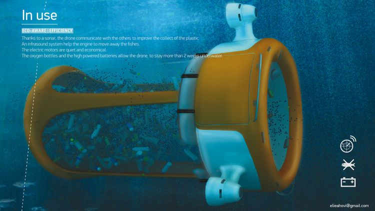 Photo The Ocean Cleanup Dutch Foundation Developing Advanced Technologies To Rid Oceans