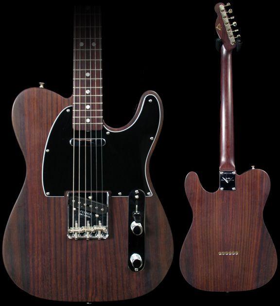 1969 Fender Telecaster Rosewood
