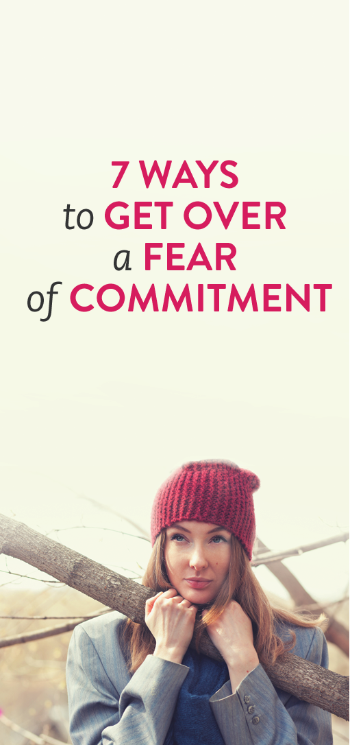 How to get over fear of relationships