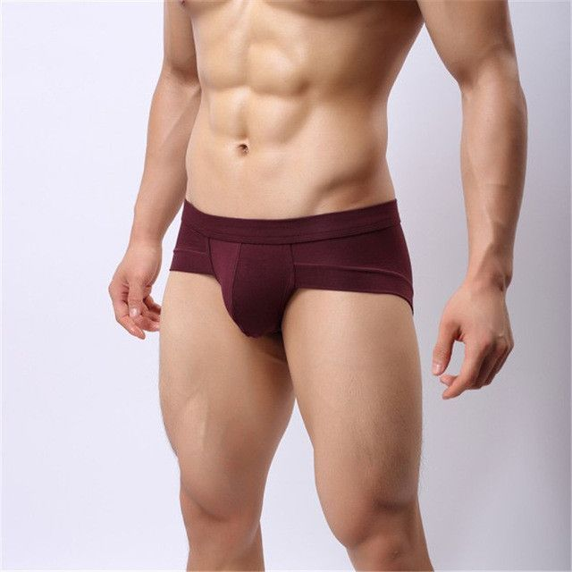 2e51676d4f9 Sexy Men Male Bulge Pouch Underwear Boxer Trunks Shorts Underpants L ...