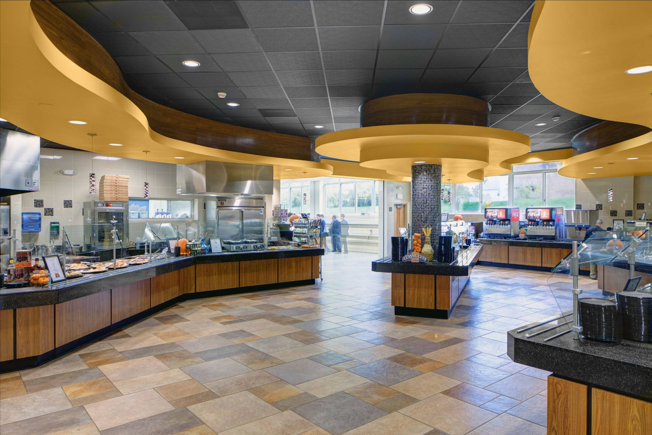 Image Result For Innovative High School Cafeteria