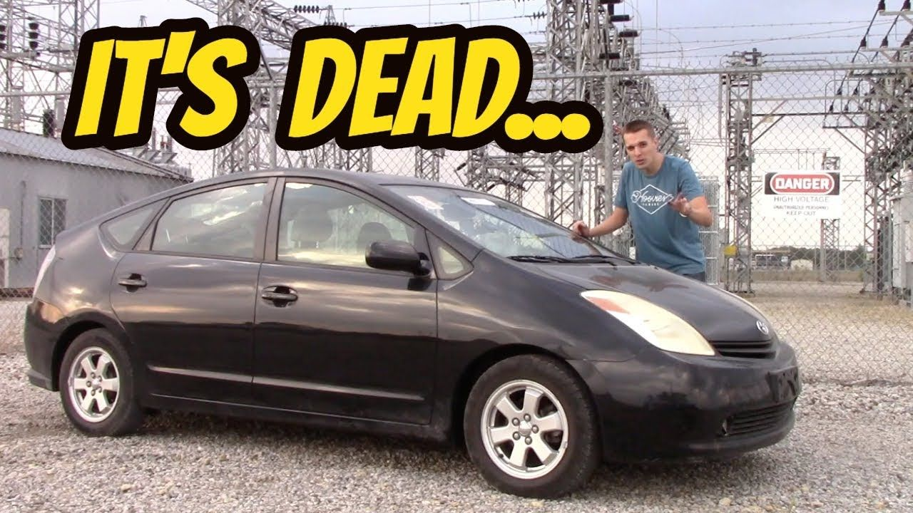 Hybrid Battery Replacement Prius Youtube Toyota Prius Toyota