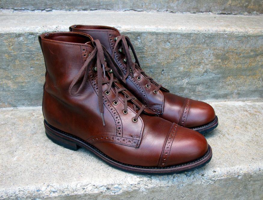 Allen Edmonds Bayfield Boots   Boots