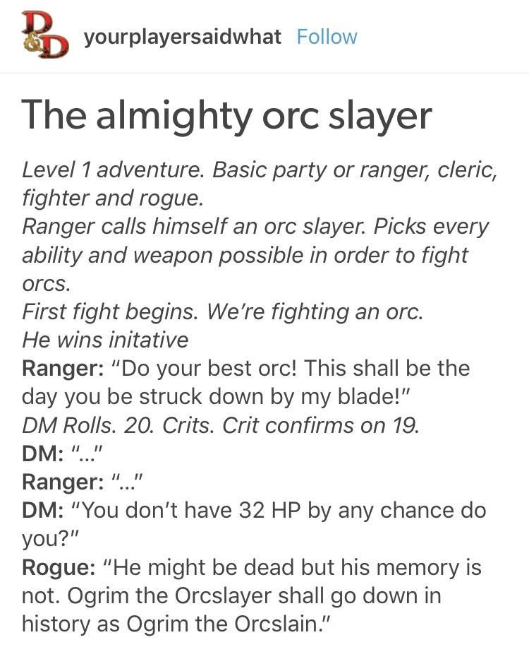 Pin By Sabrina Bell On DnD Memes