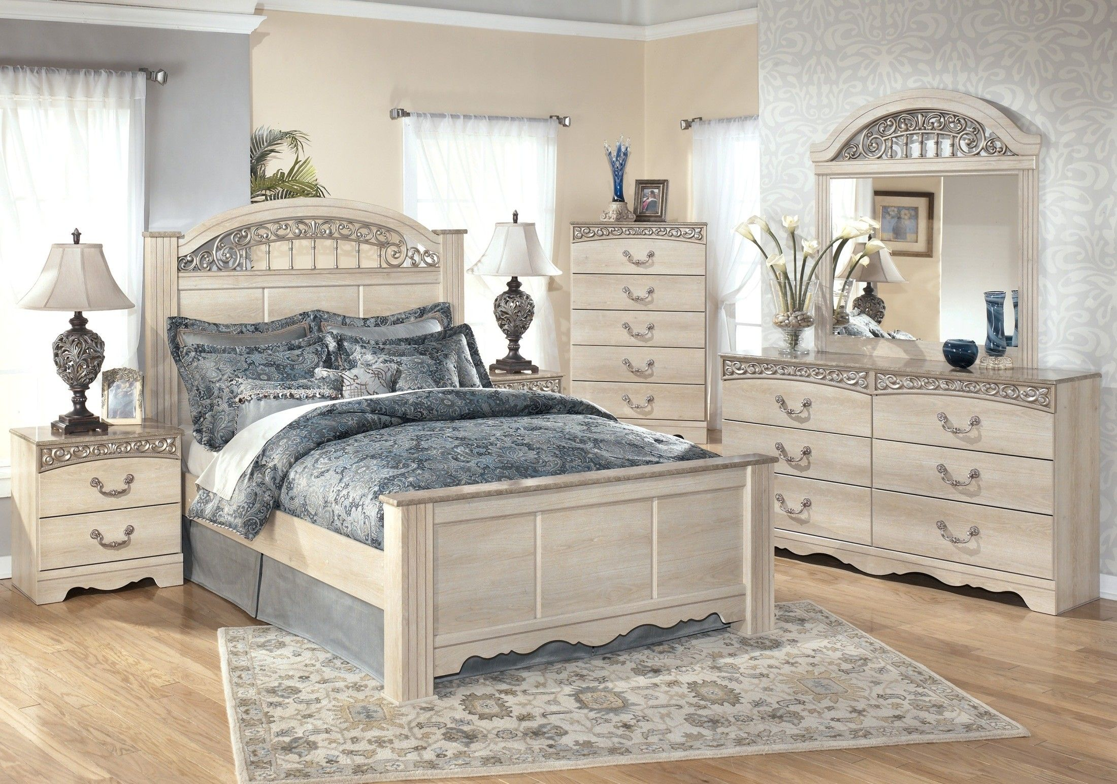 Catalina Bedroom Set $558 with free delivery