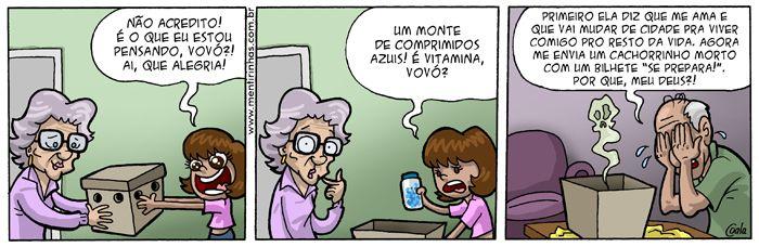 Mentirinhas #683