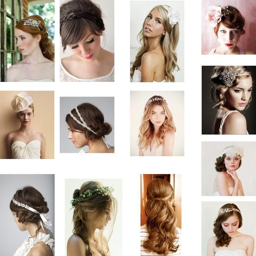 Wedding Hair Styles | My Wedding Ideas | Pinterest | Wedding hair ...