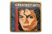 Pop Art Decoration - Restaurants & Commercial - Wall Decor - Michael Jackson Mosaic