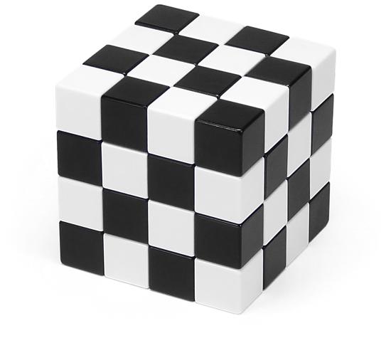 2 Color 4x4x4 Cube Cubo Rubik 3x3 Cubo Rubik Rubik