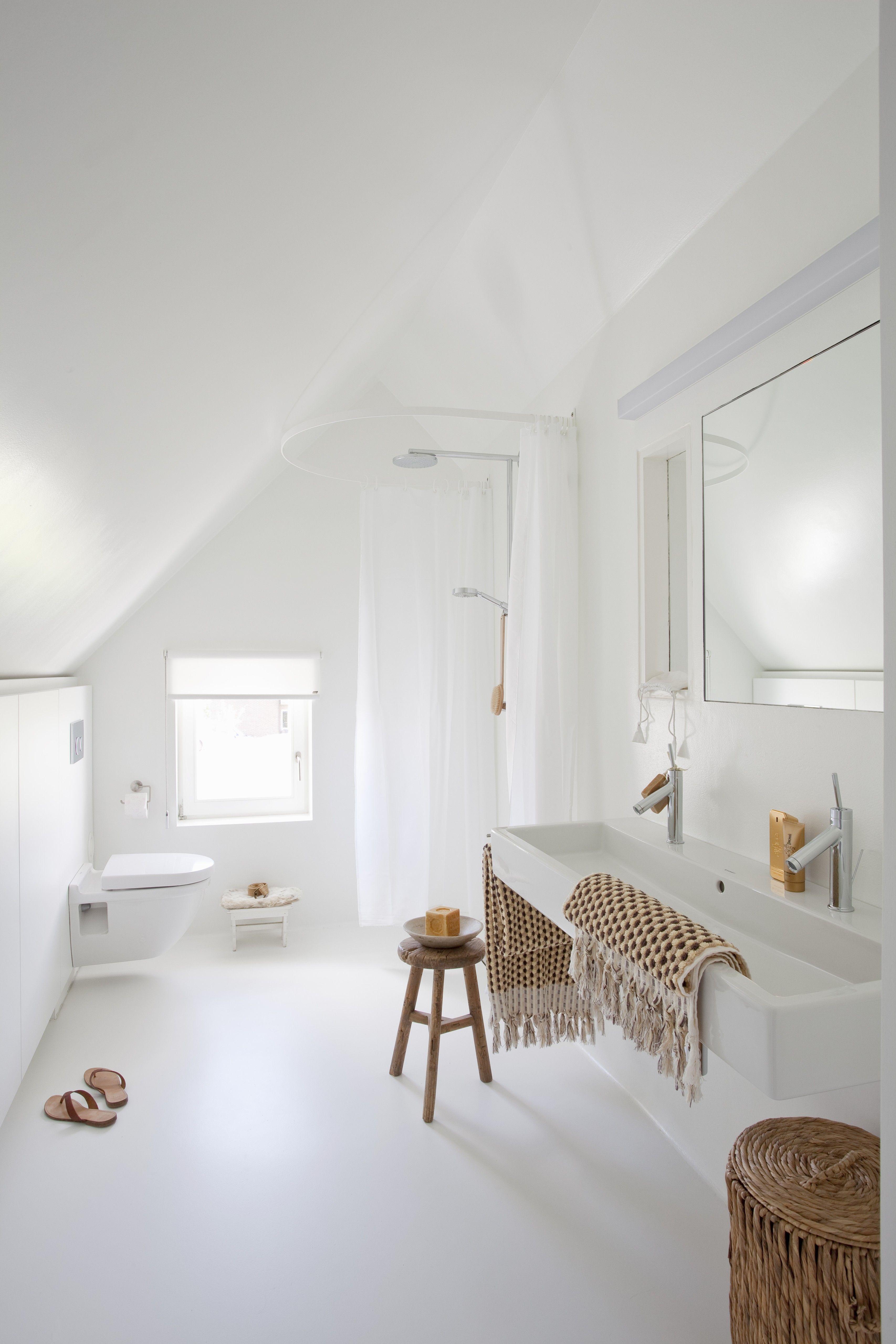 Kleines Badezimmer Einrichten Wohnung Schlafzimmer Dekoration Dekor Badezimmer