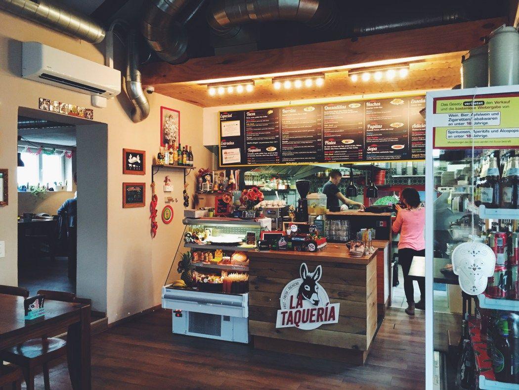 La Taqueria Restaurant Z Rich Zurich Restaurants Pinterest  # Muebles Para Taqueria