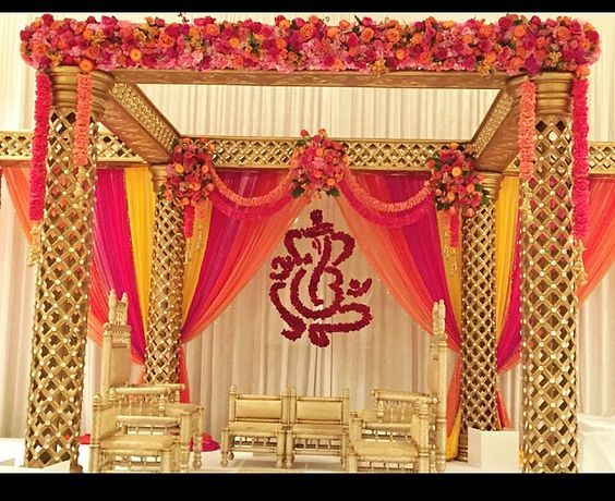 How to Take Indian Wedding Trends from Idea to Execution -   18 wedding Indian ideas