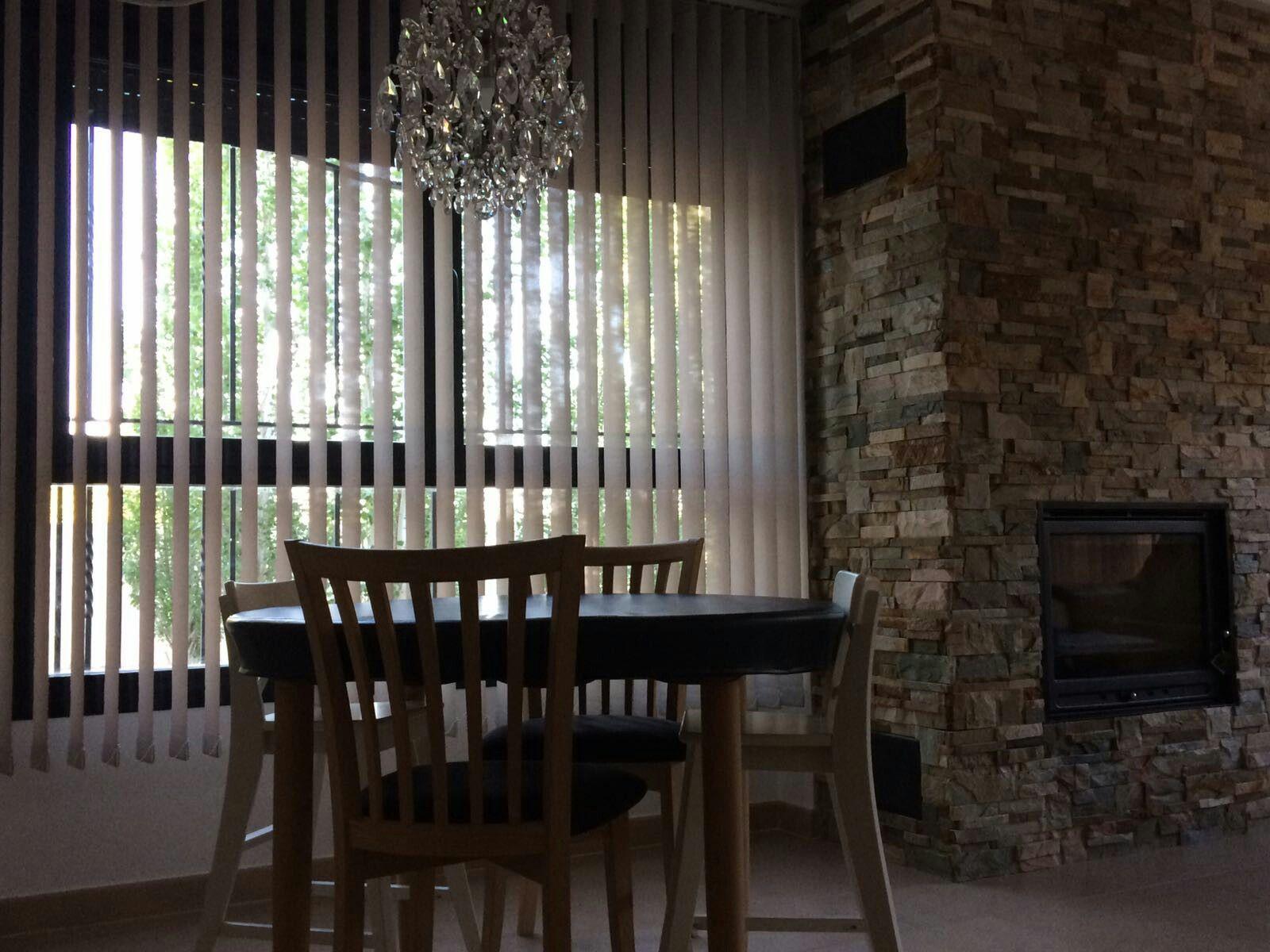 Cortinas de Lamas verticales de 89mm tejido Natura | CORTINA ...