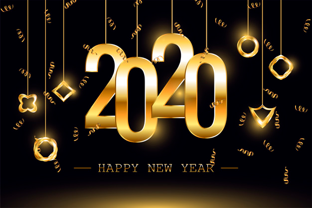 Explore and download Happy New Year 2020 Images, stunning