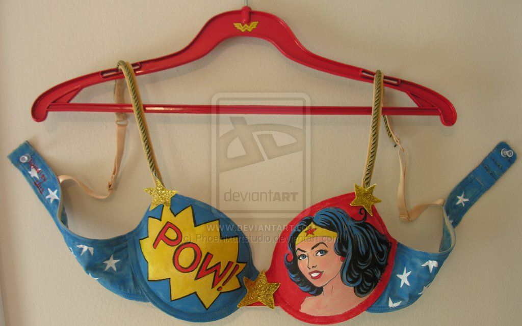 a3258c7fe6 I cannot tell you how much I want this bra. POW!!! Wonder+Woman+Bra +by+Phoenixartstudio.deviantart.com+on+ deviantART