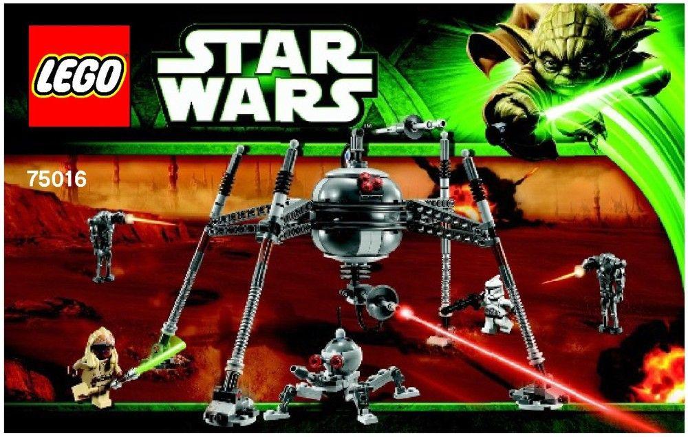 lego star wars episodes