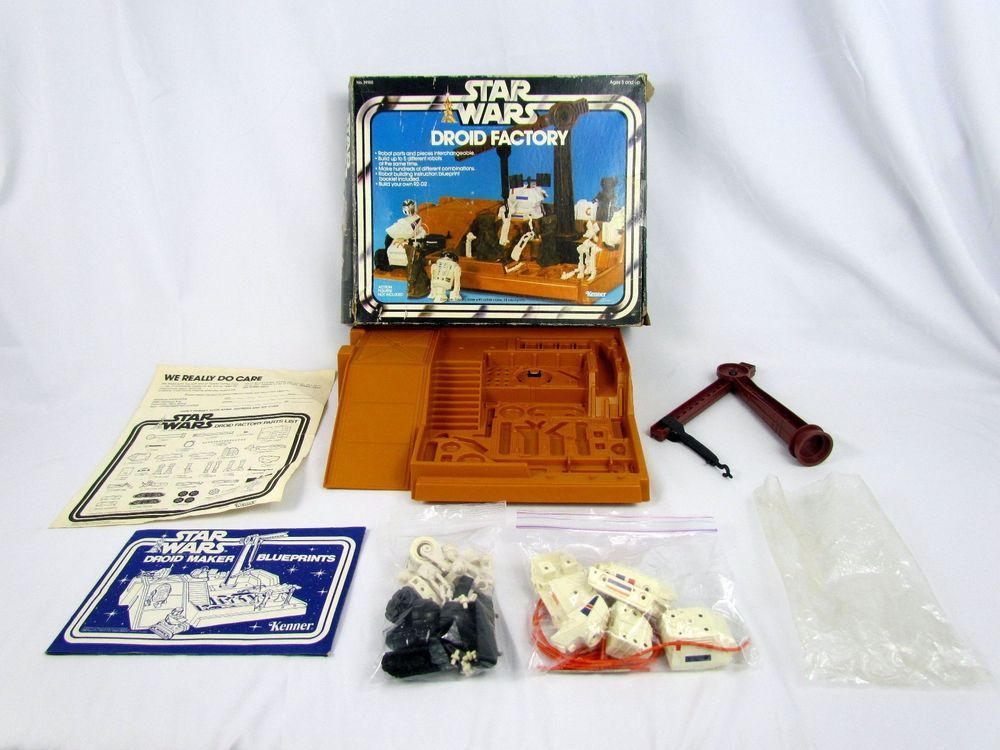 Rather valuable We buy vintage star wars parts
