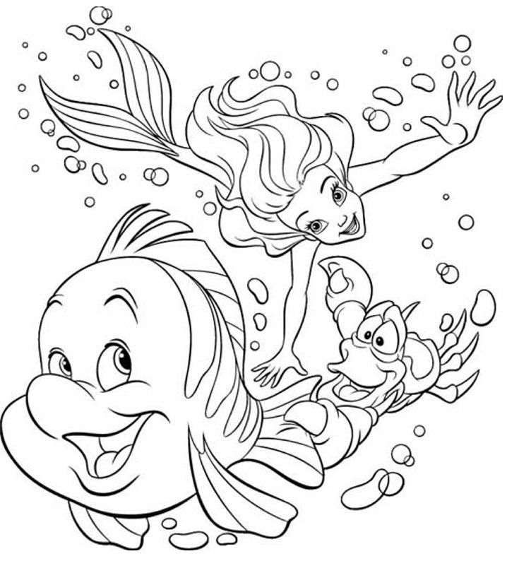 Pin By Suzannah Helvy On Coloring Book Ariel Coloring Pages Disney Princess Coloring Pages Mermaid Coloring Book