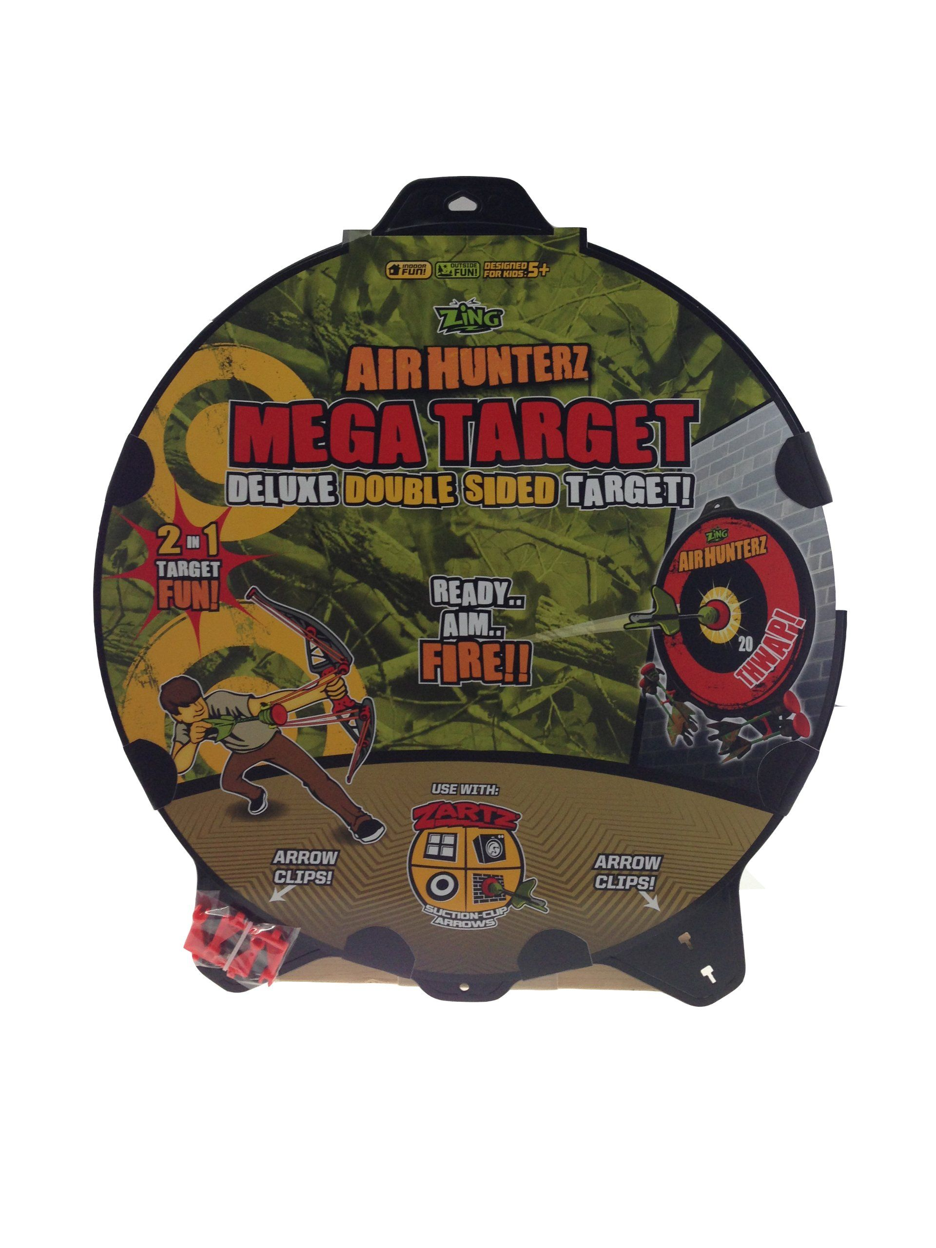 Amazon.com: Air Hunterz Mega Target by Zing: Toys & Games ...