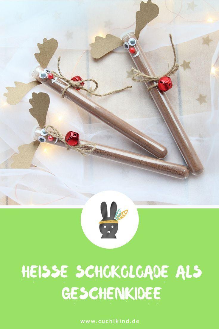 Tierische heiße Schokolade: miss_Do_IY - Cuchikind #reindeerchristmas