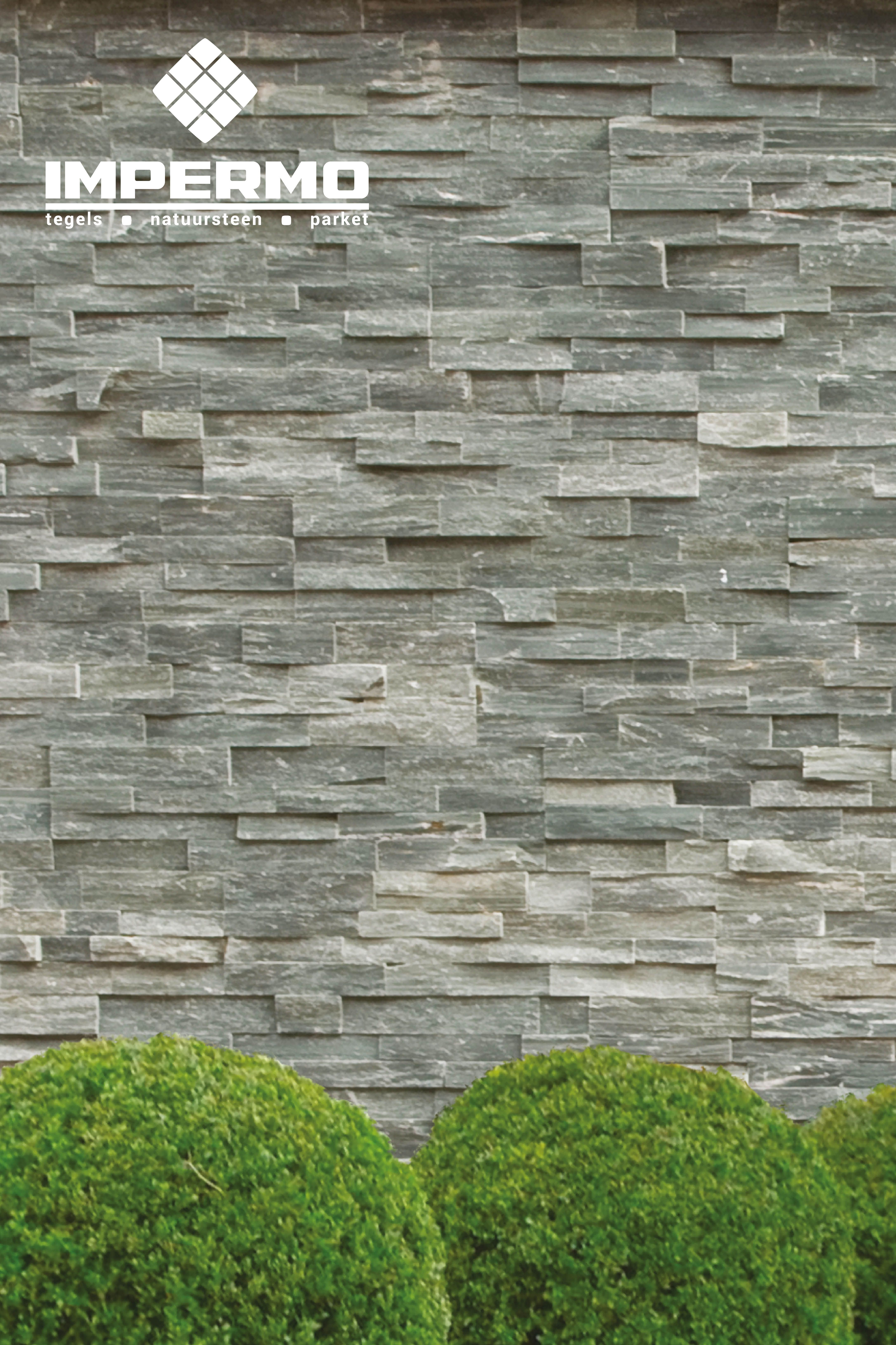 Beste Cliffstone - Wandtegels - Natuursteen strips | Impermo : tegels TO-03