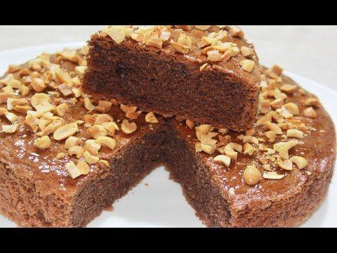 شاهدوا معي طريقة تحضير كيك بدون دقيق خفيف جداا و مميز و يذوب في الفم كيك خالي من الغلوتين Youtube Food Desserts Brownie