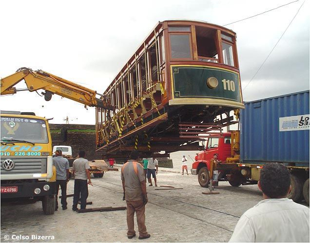 The Tramways of Belém