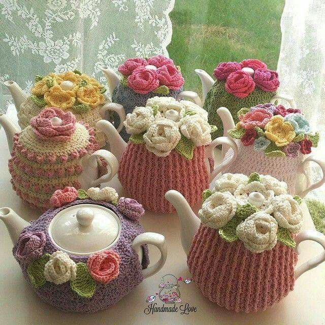 Theemuts   Tea cosy inspiration   Pinterest   Teteras, Patrón de ...