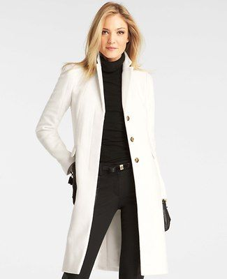 979efa7fc4 Manor Coat - Ann Taylor | NO PLACE TO GO/NOT BUILT TO WEAR | Fashion ...