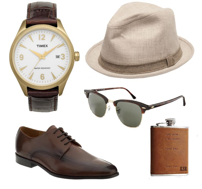 Mad Men Accessories men's vintage fashion look book mad men style! love the vintage
