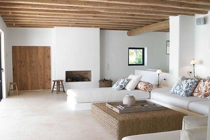 resultado de imagen para muebles de cemento casa de playa