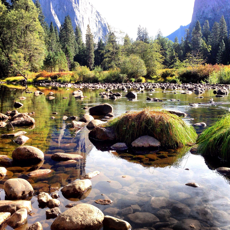Hey happy place! Yosemite love.