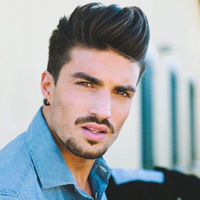Good Guy Hair Mariano Mens Haircuts Fade Beard Styles Mens Haircuts Short