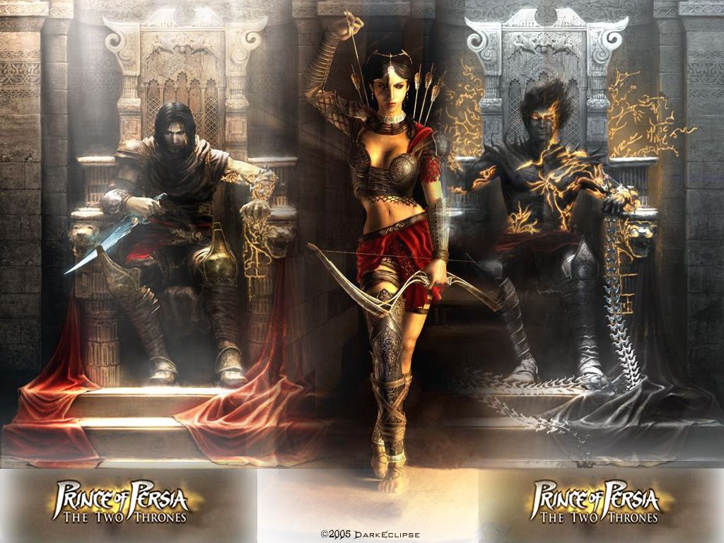 prince of persia two thrones prince of persia III two