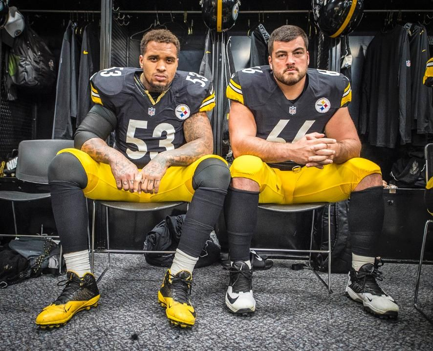 Maurkice Pouncey and David DeCastro