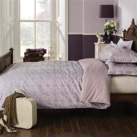 Ditton Hill - Parure de lit 135x200cm, lilas [Libby]