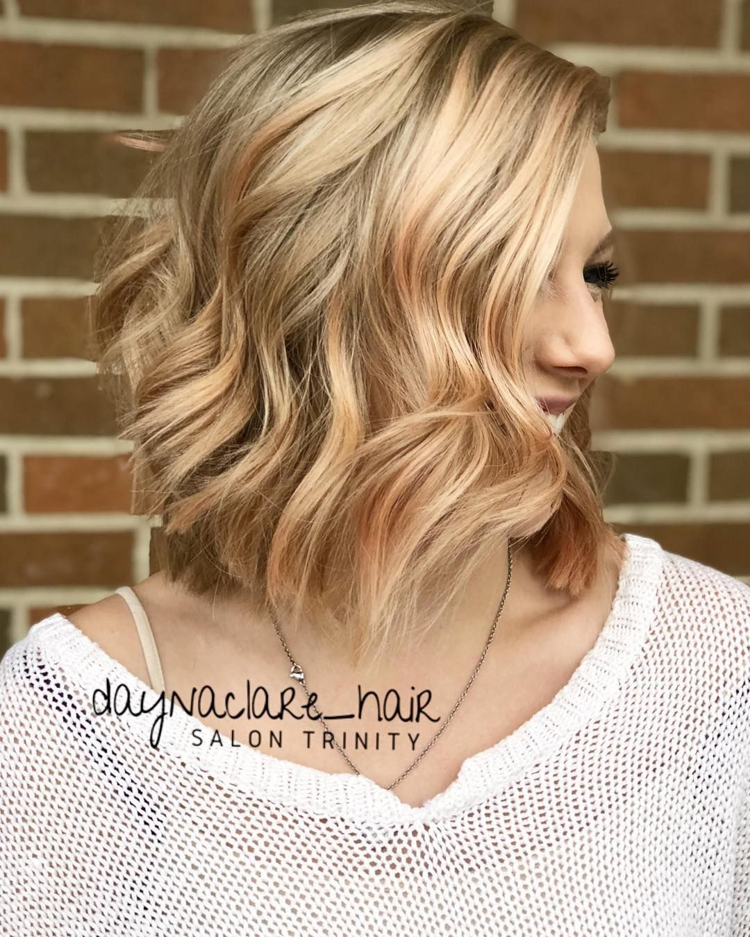 Watercolorshair On Instagram Sweet As A Peach Repost