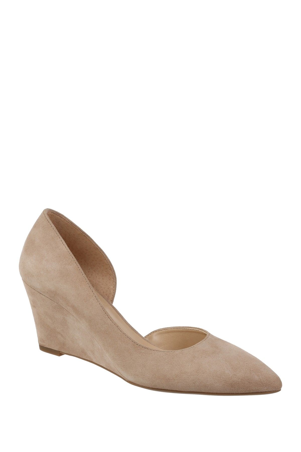 e29fcee4c3a Franco Sarto - Felice d'Orsay Wedge Pump. Free Shipping on orders over $100.
